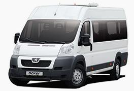 Ремонт и обслуживание автомобилей Peugeot Boxer